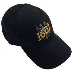 Casquette Compagnie 1602 - noir unisexe